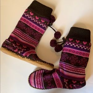 Shoes - Boot Slippers
